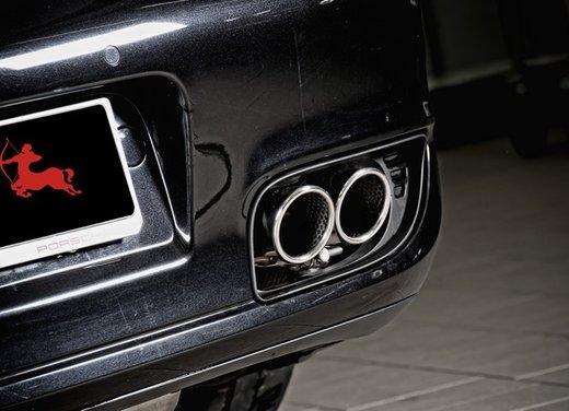 Porsche 911 Turbo con scarichi Romeo Ferraris - Foto 3 di 16