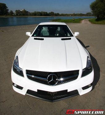 Mercedes SL R230 tuning by PP Exclusive - Foto 6 di 12