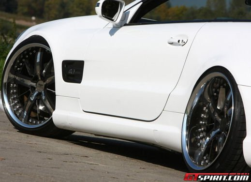 Mercedes SL R230 tuning by PP Exclusive - Foto 8 di 12