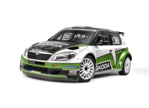 Škoda in difesa dei titoli IRC nel 2012