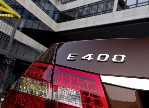Mercedes E 400 Hybrid - Foto 6 di 11