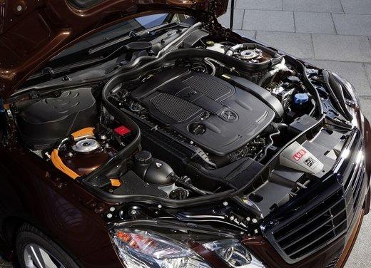 Mercedes E 400 Hybrid - Foto 8 di 11