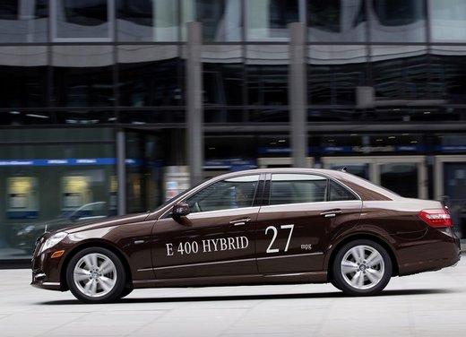 Mercedes E 400 Hybrid - Foto 5 di 11