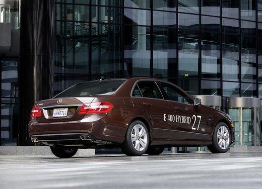 Mercedes E 400 Hybrid - Foto 4 di 11