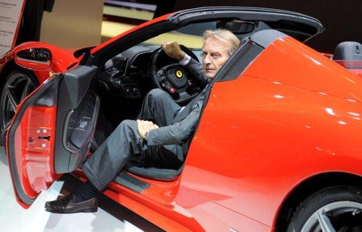 Montezemolo scende dalla Ferrari per entrare in politica? - Foto 1 di 8