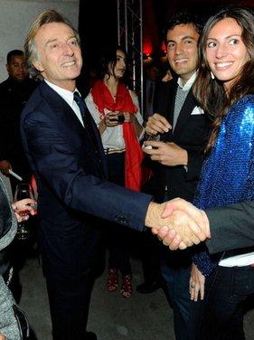 Montezemolo scende dalla Ferrari per entrare in politica? - Foto 5 di 8