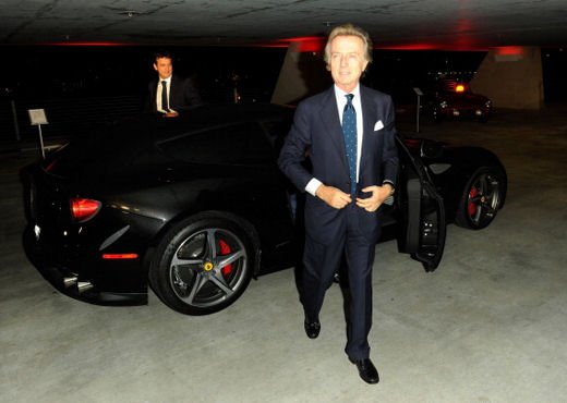 Montezemolo scende dalla Ferrari per entrare in politica? - Foto 6 di 8