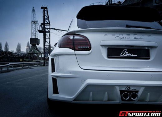 "Porsche Cayenne Turbo ""The Giant"" by ASMA Design - Foto 3 di 8"