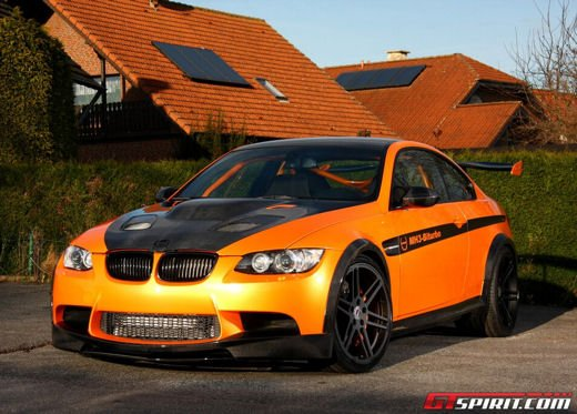 BMW M3 Manhart Racing MH3 V8 RS Clubsport