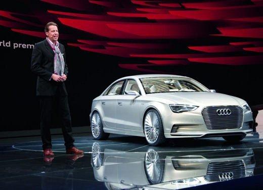 Audi R8 e-Tron confermata la produzione nel 2012 - Foto 1 di 14