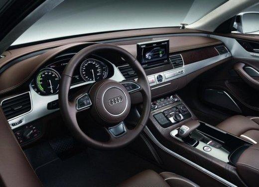 Audi R8 e-Tron confermata la produzione nel 2012 - Foto 5 di 14