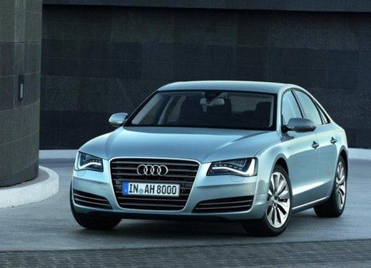Audi R8 e-Tron confermata la produzione nel 2012 - Foto 7 di 14