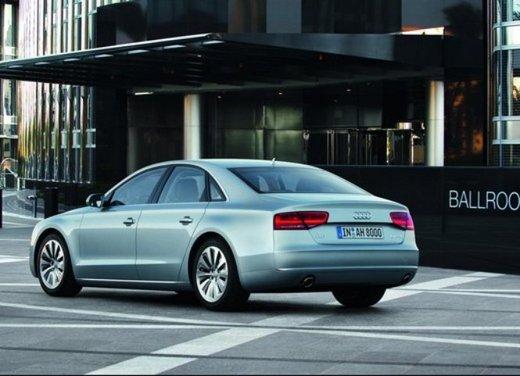 Audi R8 e-Tron confermata la produzione nel 2012 - Foto 2 di 14