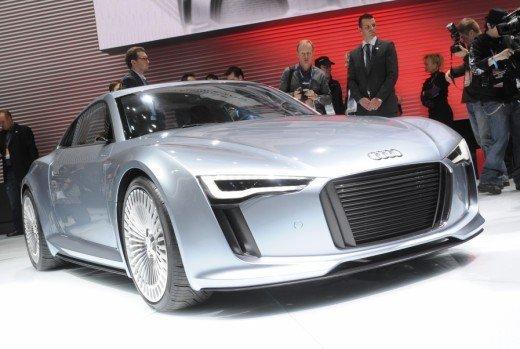 Audi R8 e-Tron confermata la produzione nel 2012 - Foto 9 di 14
