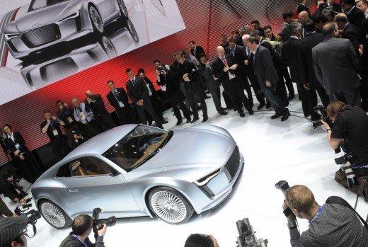 Audi R8 e-Tron confermata la produzione nel 2012 - Foto 10 di 14