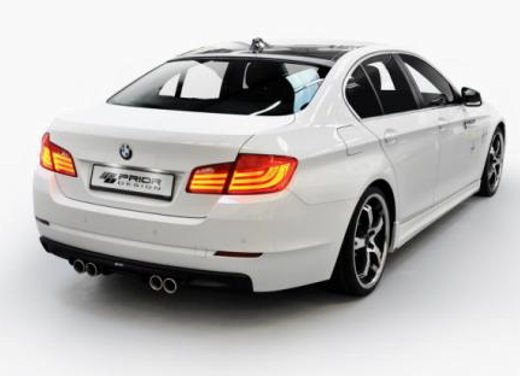 BMW Serie 5 tuning by Prior Design - Foto 1 di 7