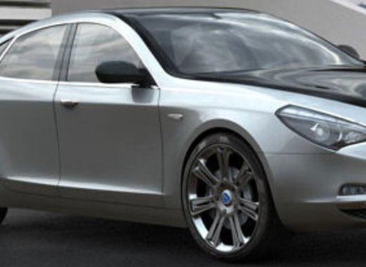 Lancia Imperiale Design Concept - Foto 8 di 8