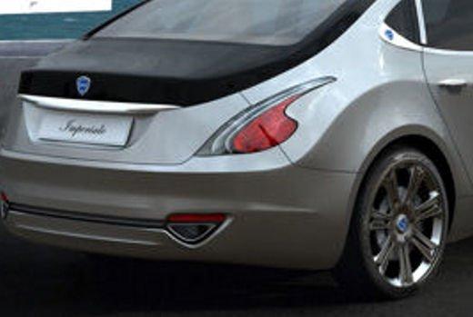Lancia Imperiale Design Concept - Foto 1 di 8