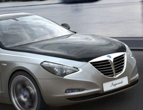 Lancia Imperiale Design Concept - Foto 2 di 8