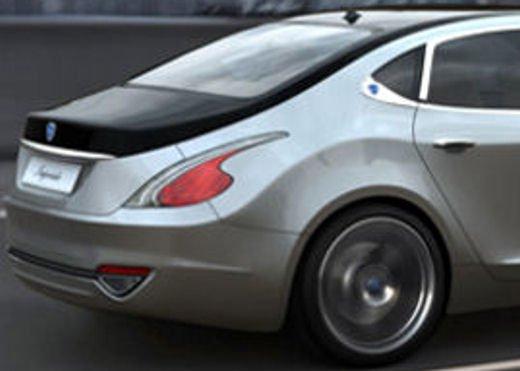 Lancia Imperiale Design Concept - Foto 3 di 8