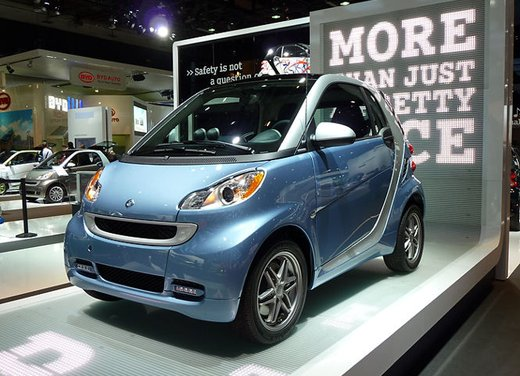 Salone Auto Detroit 2011 – Novità 2 - Foto 13 di 16