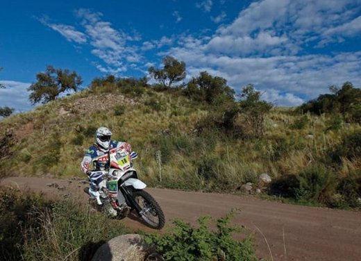 Dakar 2012 moto: video riassunto - Foto 85 di 88