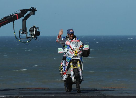 Dakar 2012 moto: video riassunto - Foto 60 di 88