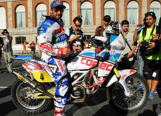 Dakar 2012 moto: video riassunto - Foto 61 di 88