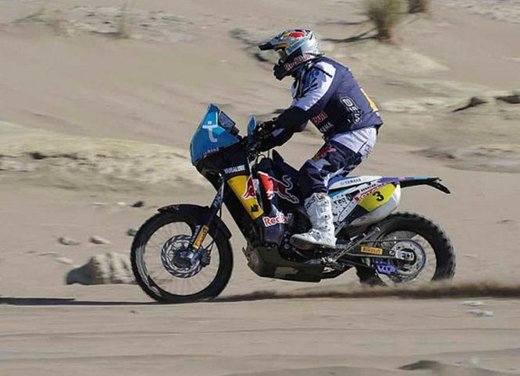 Dakar 2012 moto: video riassunto - Foto 66 di 88