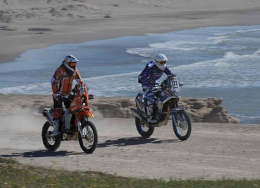 Dakar 2012 moto: video riassunto - Foto 67 di 88