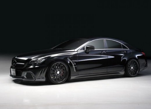 Mercedes CLS 63 AMG by Wald International
