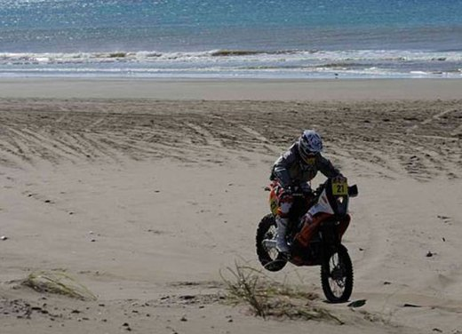 Dakar 2012 moto: video riassunto - Foto 70 di 88