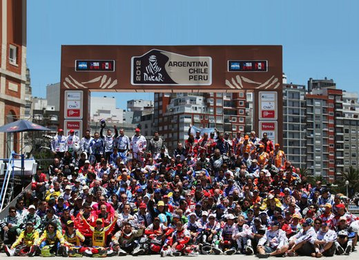 Dakar 2012 moto: video riassunto - Foto 56 di 88