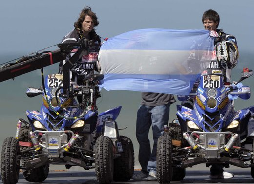 Dakar 2012 moto: video riassunto - Foto 57 di 88