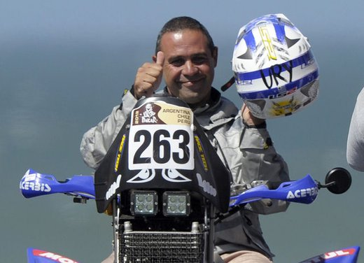 Dakar 2012 moto: video riassunto - Foto 58 di 88
