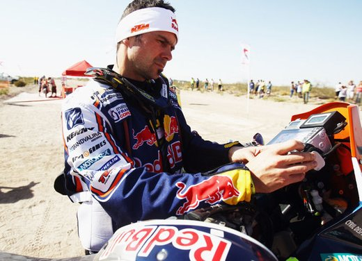 Dakar 2012 moto: video riassunto - Foto 47 di 88
