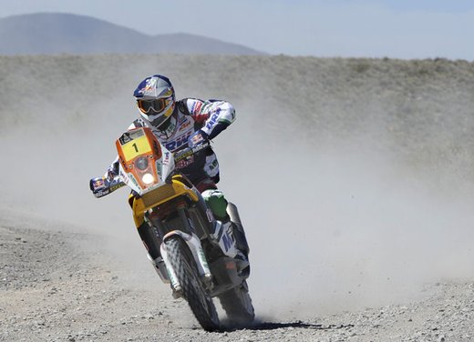 Dakar 2012 moto: video riassunto - Foto 48 di 88