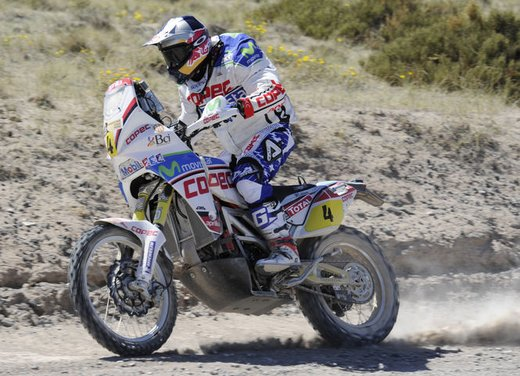 Dakar 2012 moto: video riassunto - Foto 49 di 88