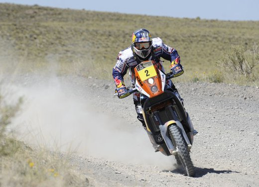 Dakar 2012 moto: video riassunto - Foto 50 di 88