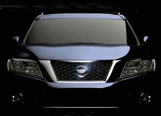 Nuovo Nissan Pathfinder video teaser