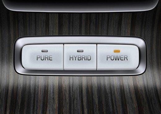 Volvo XC60 ibrida plug-in Concept - Foto 24 di 36