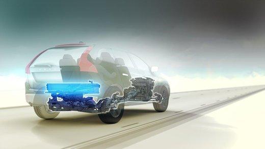 Volvo XC60 ibrida plug-in Concept - Foto 34 di 36
