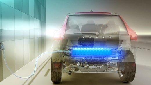 Volvo XC60 ibrida plug-in Concept - Foto 35 di 36