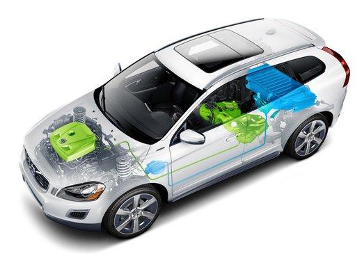 Volvo XC60 ibrida plug-in Concept - Foto 36 di 36