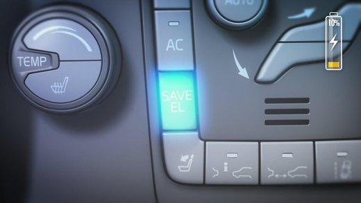 Volvo XC60 ibrida plug-in Concept - Foto 30 di 36