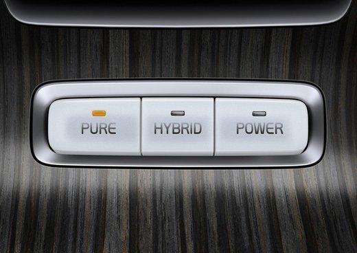 Volvo XC60 ibrida plug-in Concept - Foto 22 di 36