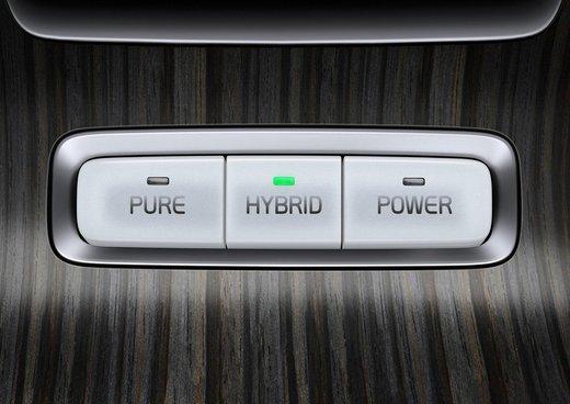 Volvo XC60 ibrida plug-in Concept - Foto 23 di 36