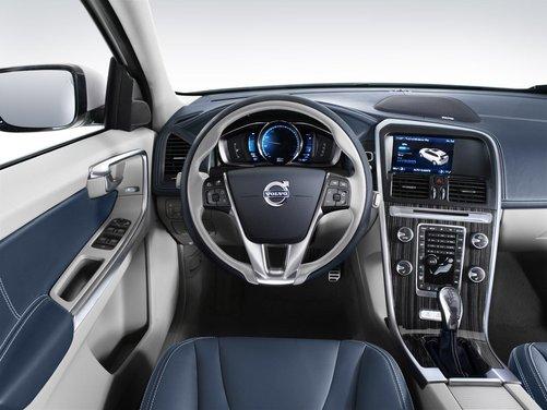 Volvo XC60 ibrida plug-in Concept - Foto 28 di 36