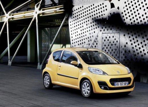 Peugeot 107 - Foto 8 di 21