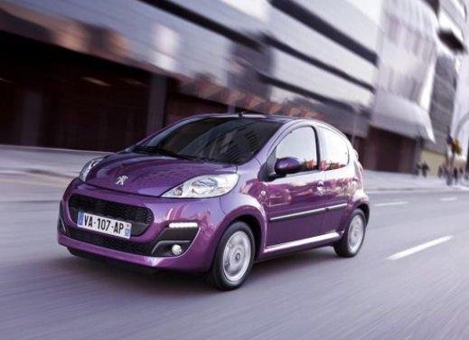 Peugeot 107 - Foto 9 di 21